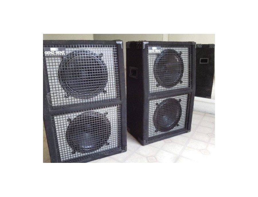 Genz Benz GB 212 Speakers