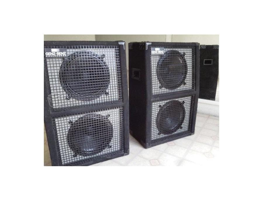 Genz Benz GB 212 Speakers