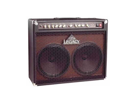 Carvin  Vai Legacy VL212 100W all tube amp