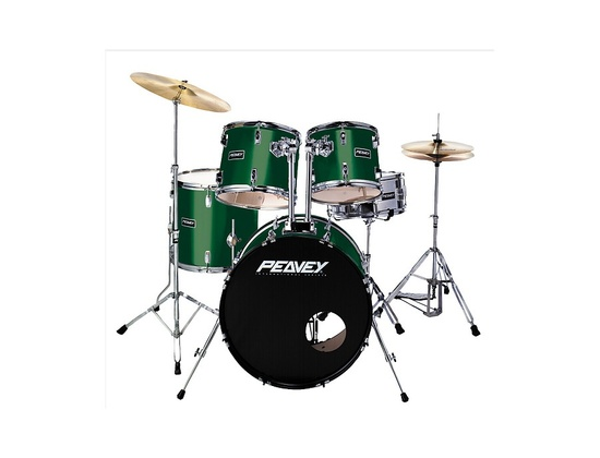Peavey International Series II Drum Kit
