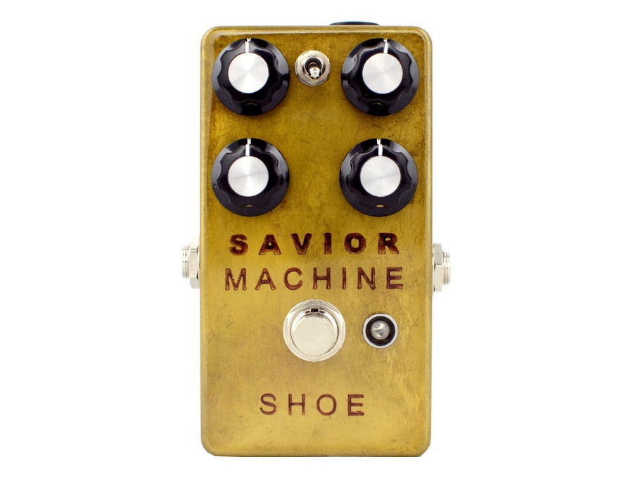 Shoe Savior Machine