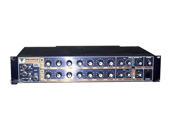 Pearce G2r Solide State Amp Head