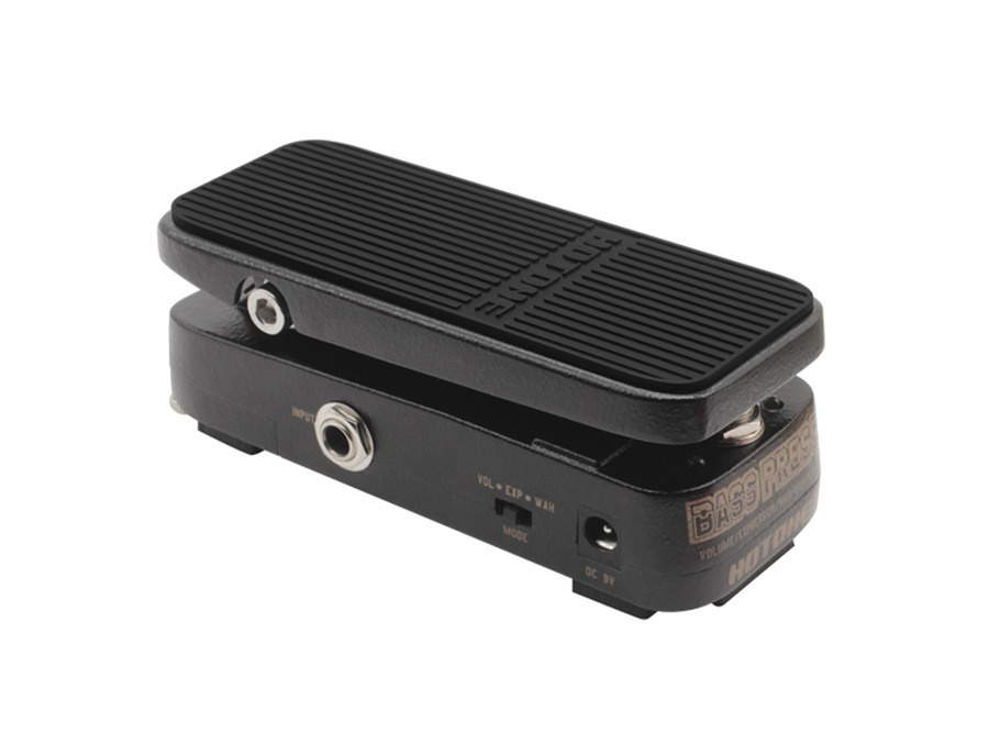 Hotone Bass Press 3-in-1 Bass Wah/Volume/Expression Pedal