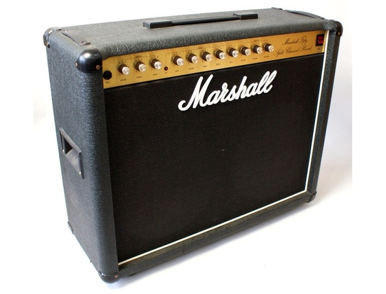 Marshall Model 5212 Fifty Split Channel Reverb