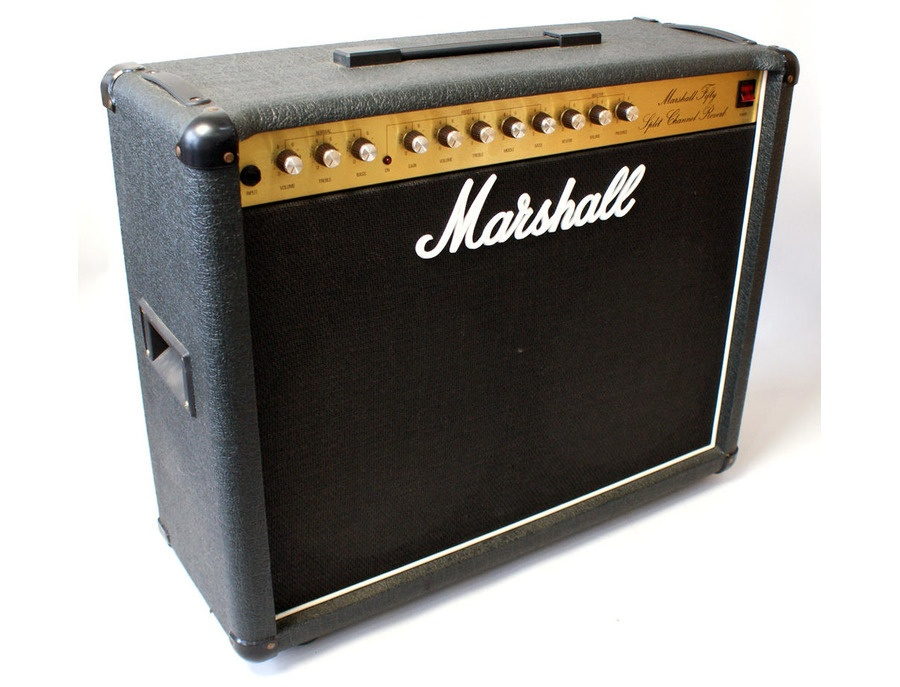 Marshall Model 5212 Fifty Split Channel Reverb