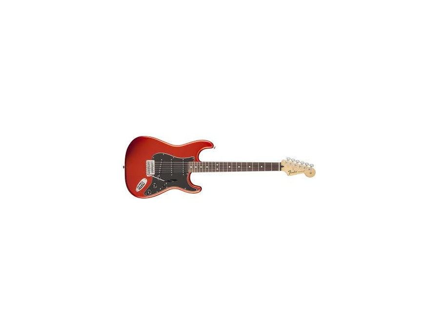Fender MIM Limited edition satin orange