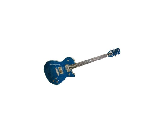 Gretsch G1627 Synchromatic Sparkle Jet Electric Guitar