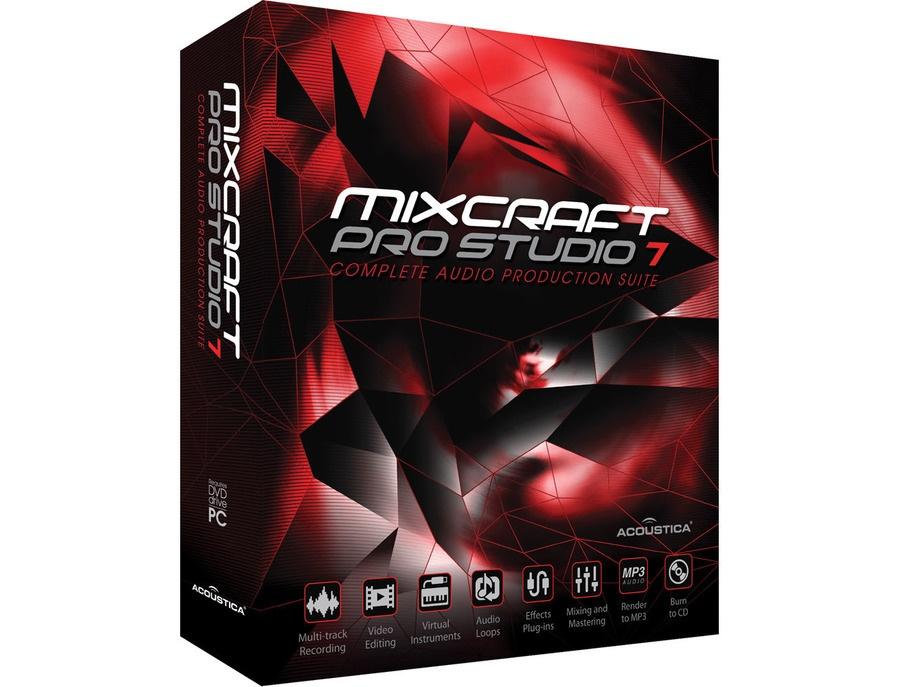 Mixcraft Pro Studio 7