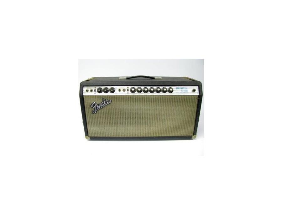 1968 Fender Bandmaster Reverb Amp
