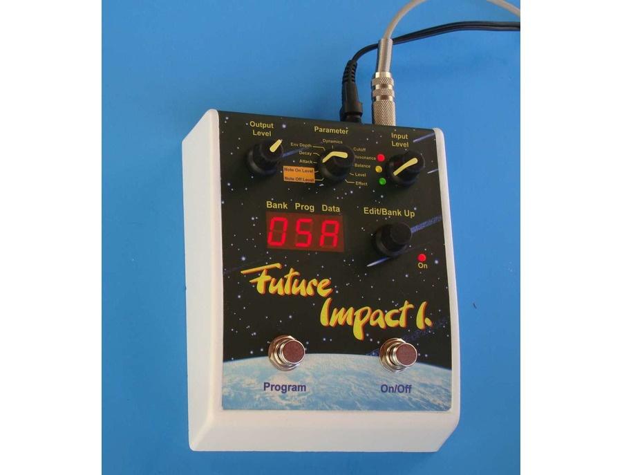 Future Impact I. Bass Synthesizer