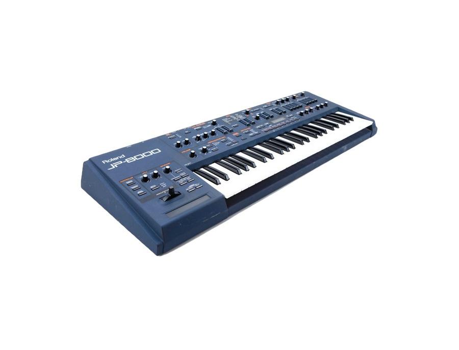 Roland jp 8000 synthesizer xl