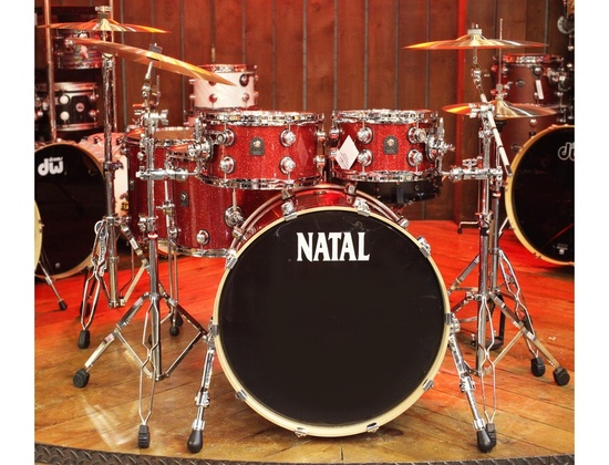 Natal Red Sparkle Ash Fusion Kit