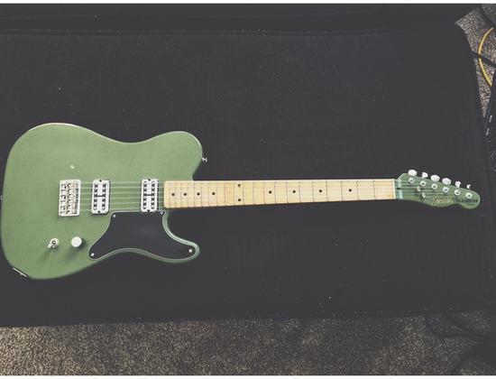 Custom Fender Cabronita Parts-Caster