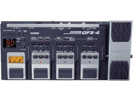 Zoom GFX-4