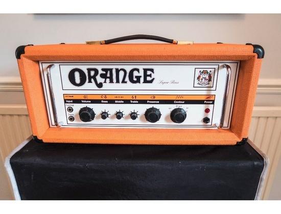 Orange Series 2Super Bass