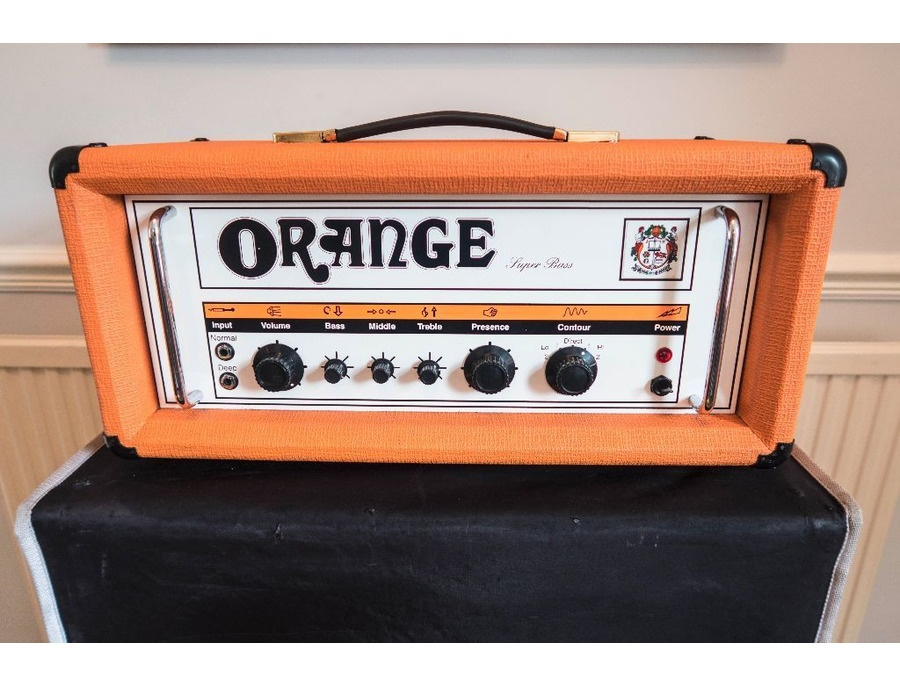 Orange Series 2Super Bass