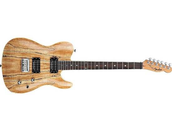 Fender FMT Custom Spalted Maple