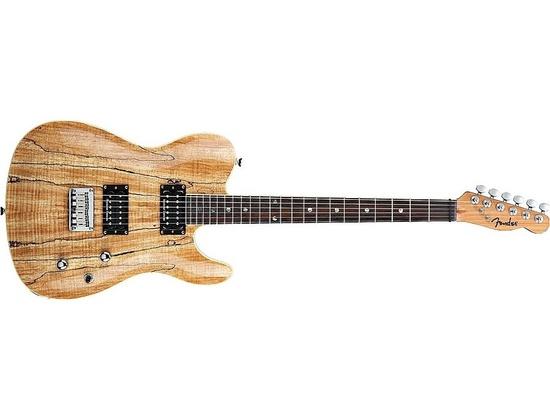 Fender FMT Custom Spalted Maple