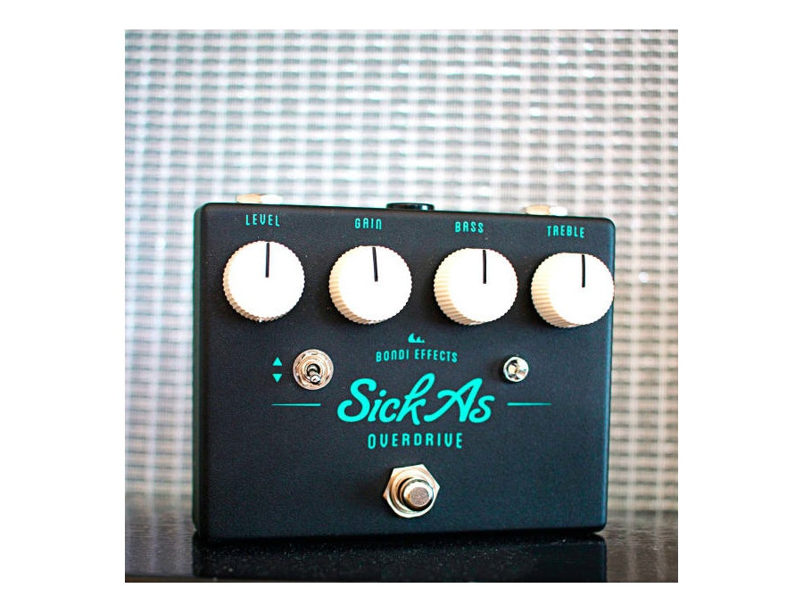 Bondi Effects Sick As Overdrive (Limited Edition)