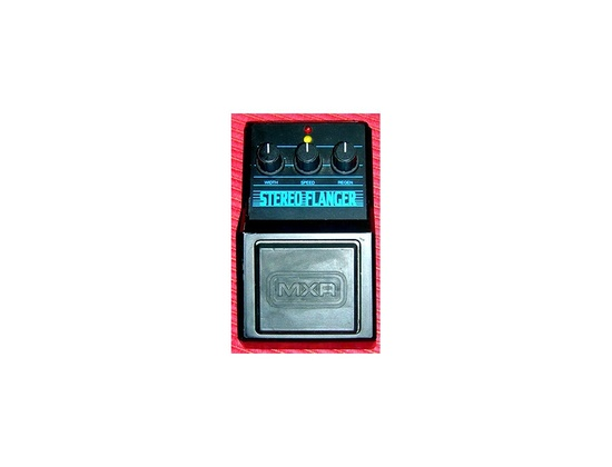 MXR Stereo Flanger