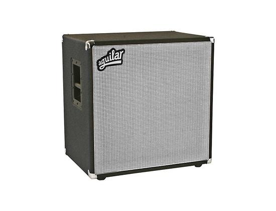 Aguilar db 410 4x10 inch bass cabinet classic black 4 ohm
