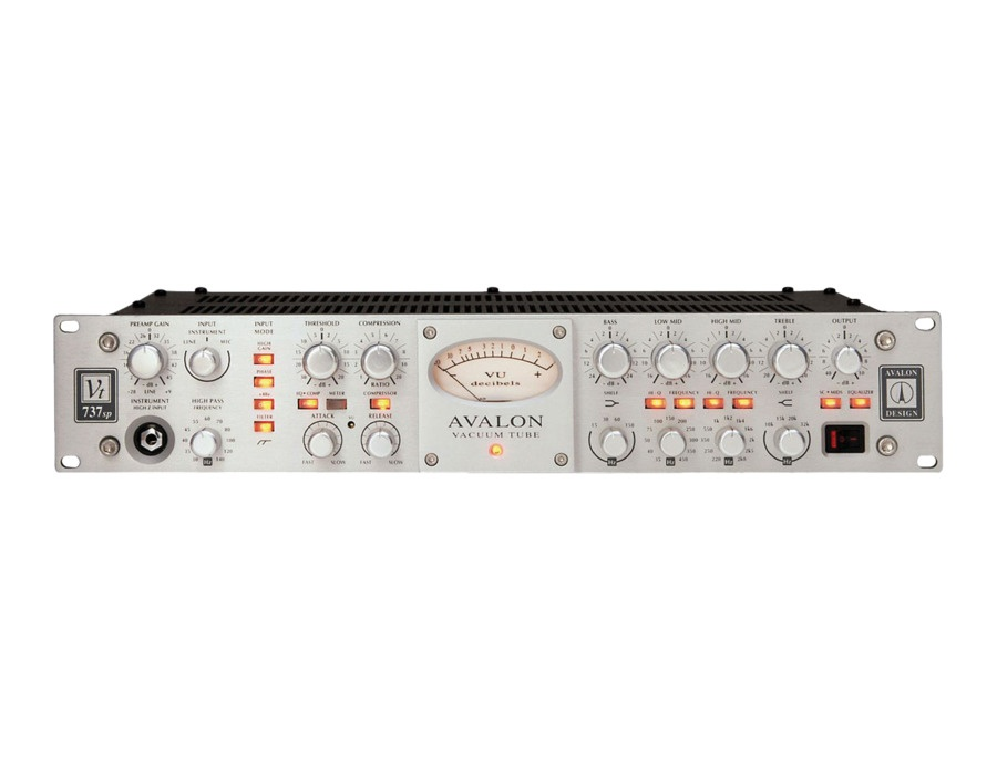 Avalon vt 737sp mic preamp xl