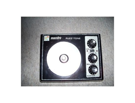 Maestro Fuzz-Tone FZ-1S