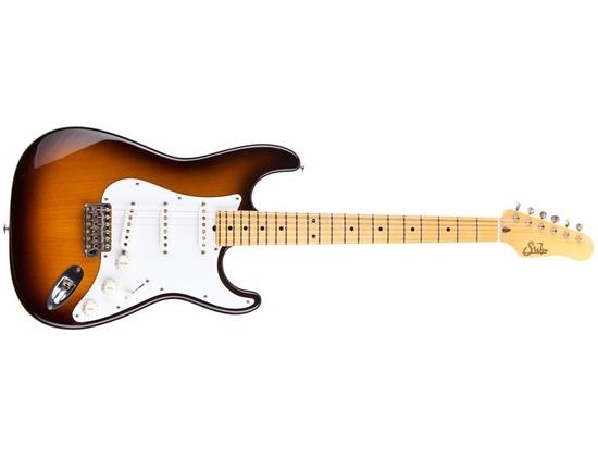 Suhr Classic Stratocaster 3 Tone Burst