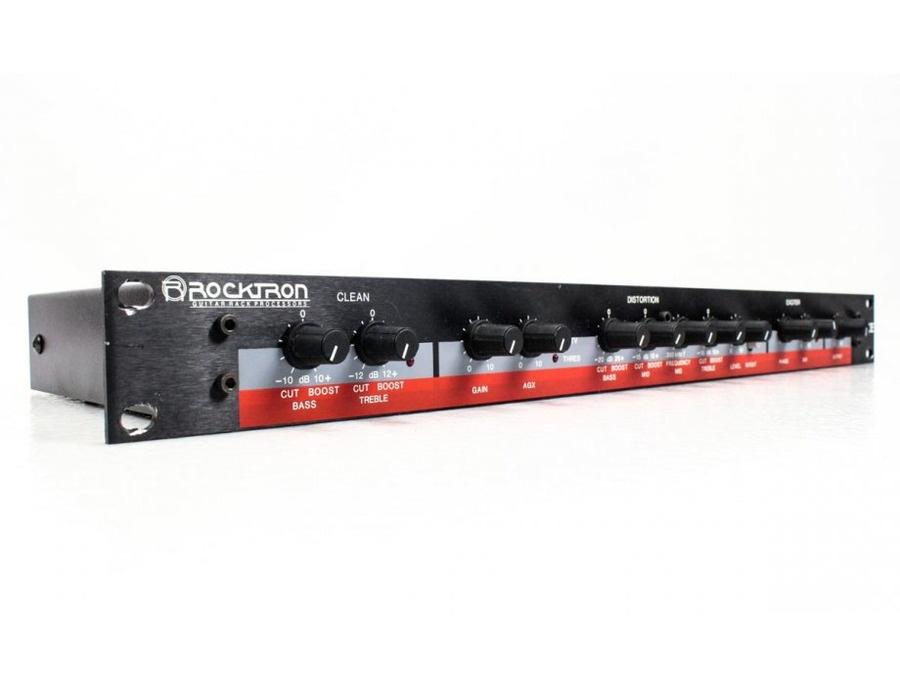 Rocktron Maxe Guitar Rack Preamp