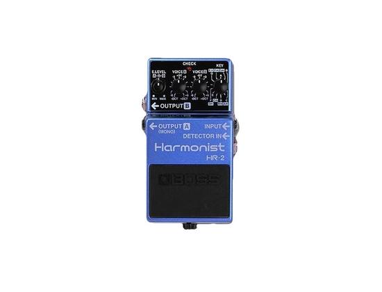 Boss HR-2 Harmonist Guitar Effect Pedal