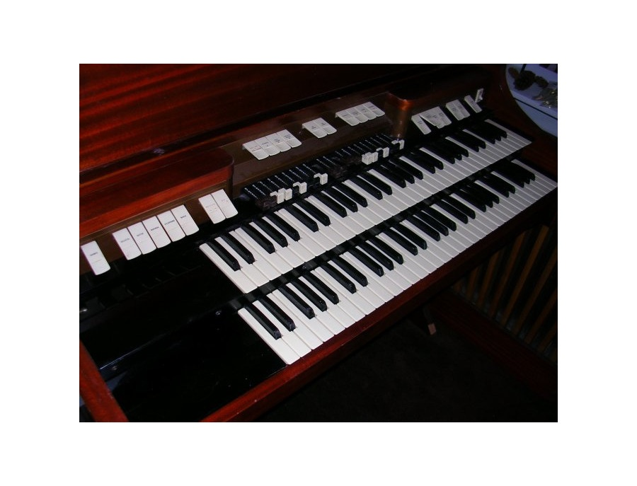 Hammond E-Series Organ