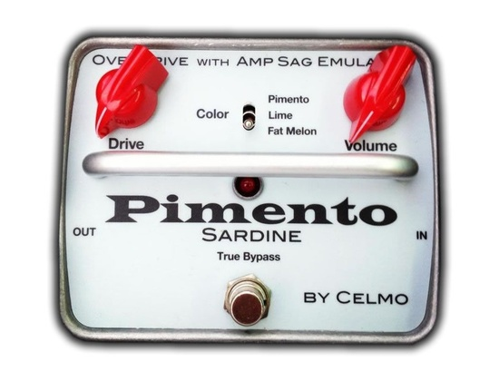 Celmo Pimento Sardine [Overdrive]