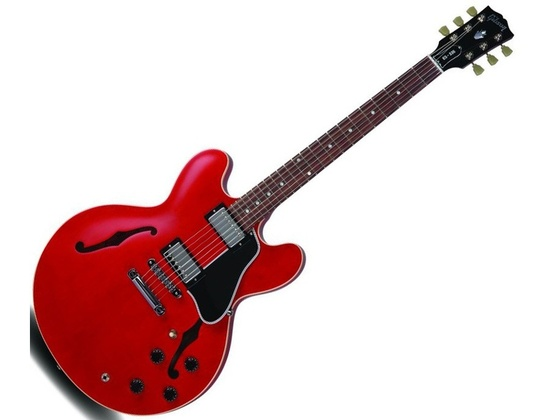 Gibson ES-335 Dot Plain Satin Rd