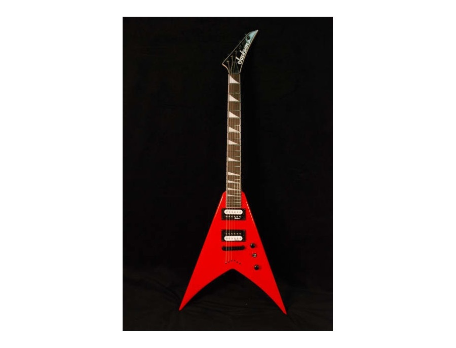Jackson JS32T King V Ferrarri Red