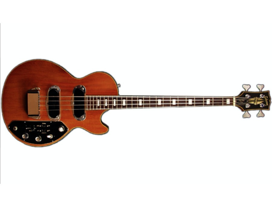Gibson Les Paul Triumph Bass Walnut