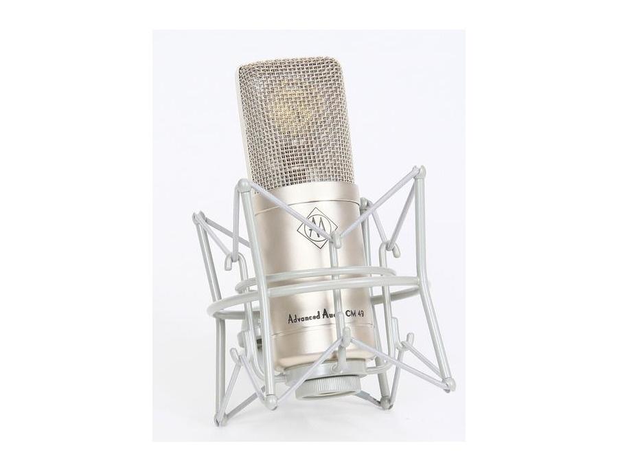 Advanced Audio Microphones CM49