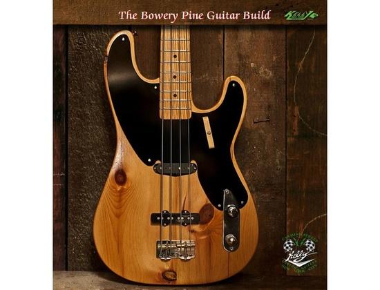 Carmine Street Guitars Custom BC Bass