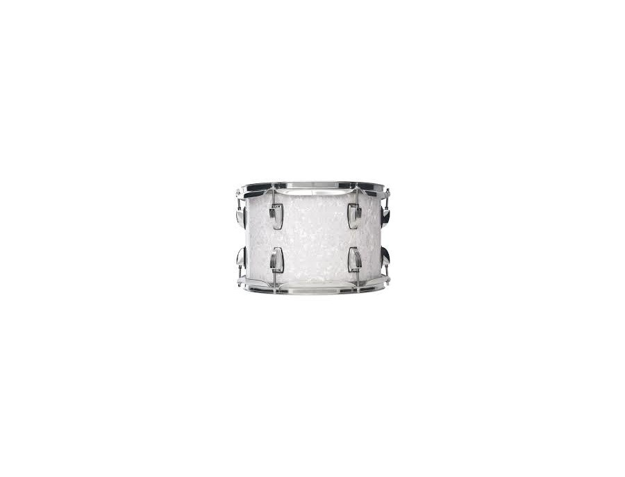 Ludwig Classic Maple in White Marine Pearl