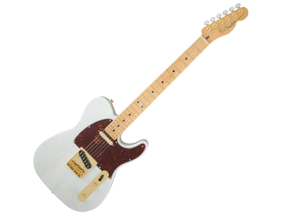 Fender 2016 Limited Edition Select Lite Ash Telecaster