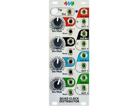 4ms Quad Clock Distributor (QCD)