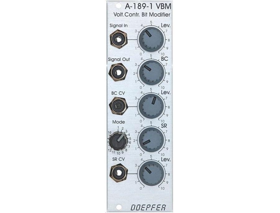 Doepfer A-189-1 VBM