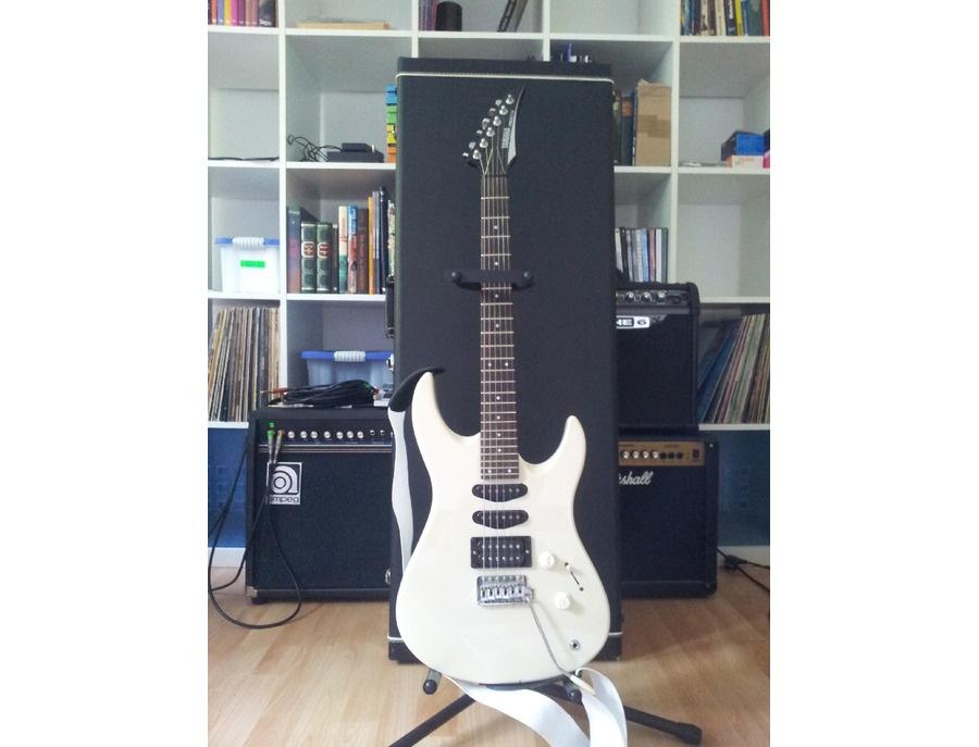 Yamaha RGX112 Relic White