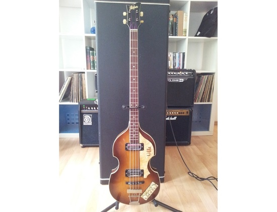 1967 Hofner 500/1 Violin Beatles Bass