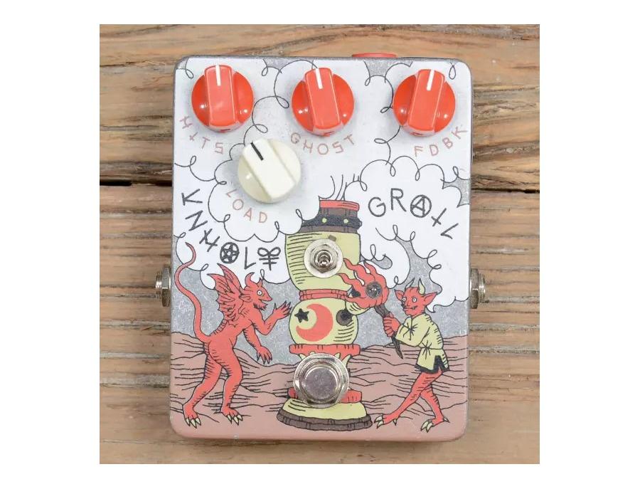 Abominable Electronics Unholy Grail