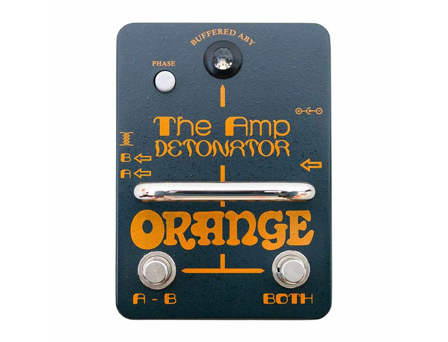 Orange amp detonator xl