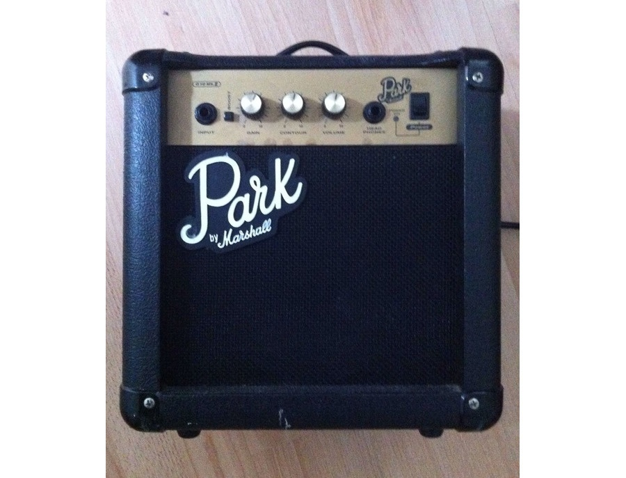 Park by Marshall G10 Mk. II Amplifier