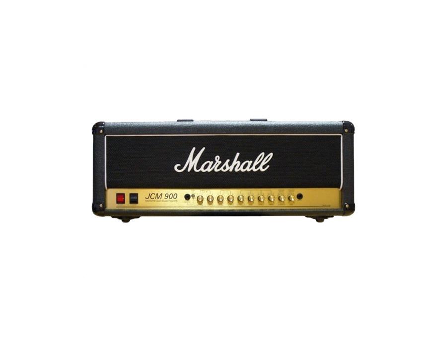 Marshall jcm900 4100 100 watt dual reverb guitar amp head xl