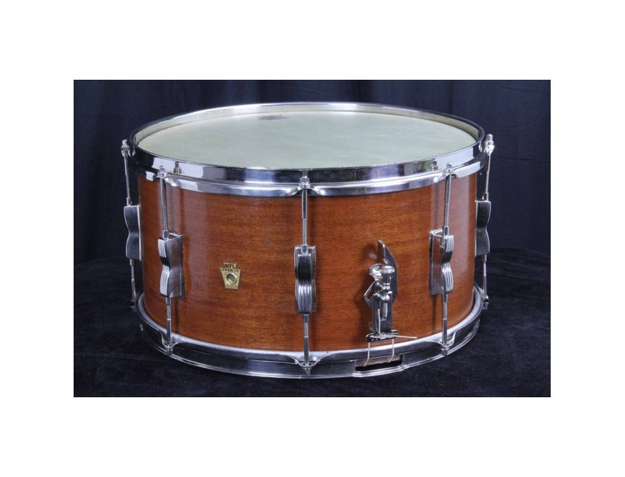 "1940s WFL 8""x14"" concert snare drum"