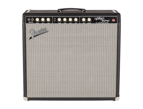 Fender Vibro King 20th Anniversary Edition Guitar Amplifier