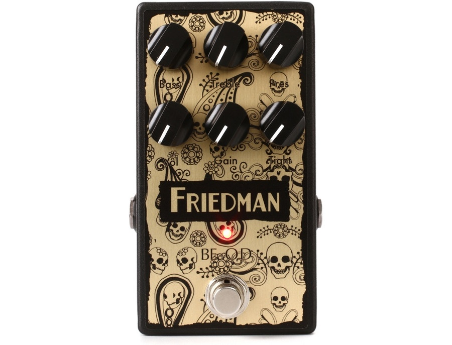 Friedman BE-OD LTD Artisan Edition Overdrive